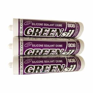 Keo Silicone dán nhôm kính Greensil 808